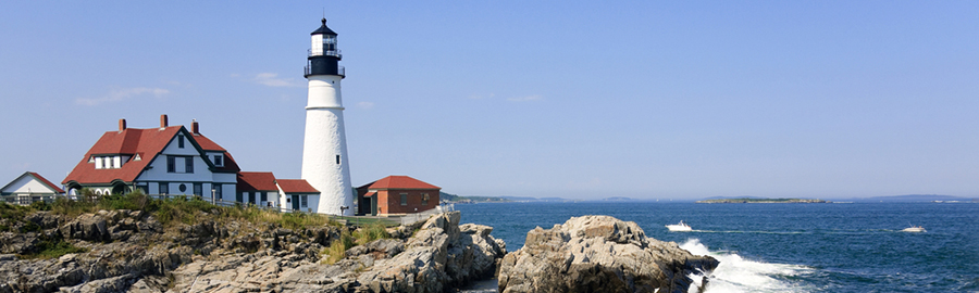 Maine - Lighthouse